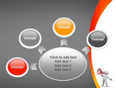 Public Speaker PowerPoint Template Slide 7