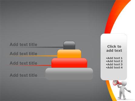 Public Speaker PowerPoint Template Slide 8