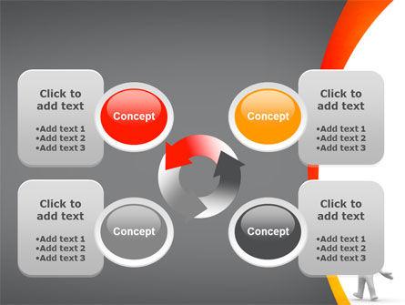 Public Speaker PowerPoint Template Slide 9