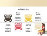 Little Reader PowerPoint Template#18