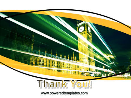 Big Ben PowerPoint Template Slide 20