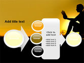 Sunset Reading PowerPoint Template#17