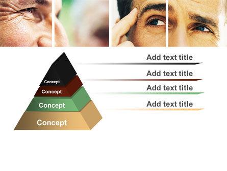 Eyes PowerPoint Template Slide 4