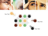 Eyes PowerPoint Template#10