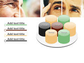 Eyes PowerPoint Template#12