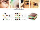 Eyes PowerPoint Template#9