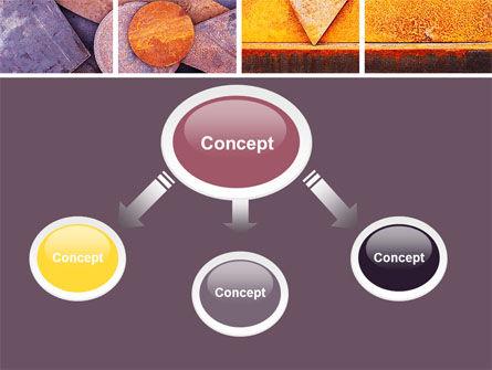 Rust PowerPoint Template, Slide 4, 06141, Utilities/Industrial — PoweredTemplate.com