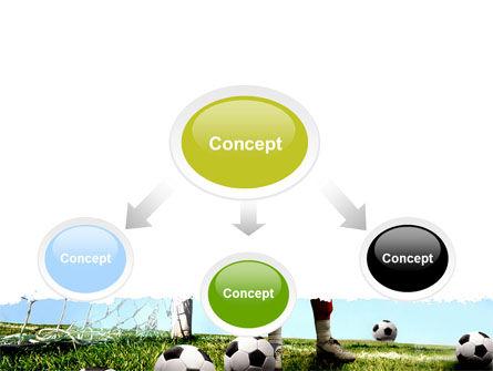 Soccer Training PowerPoint Template Slide 4