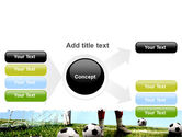 Soccer Training PowerPoint Template#14