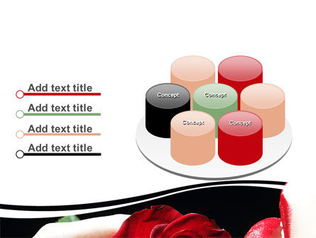 Red Passion PowerPoint Template Slide 12