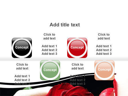 Red Passion PowerPoint Template Slide 18