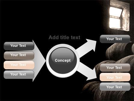 Wine Cellar PowerPoint Template Slide 14