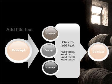 Wine Cellar PowerPoint Template Slide 17