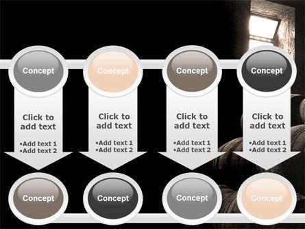 Wine Cellar PowerPoint Template Slide 18