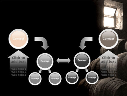 Wine Cellar PowerPoint Template Slide 19