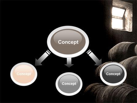 Wine Cellar PowerPoint Template Slide 4