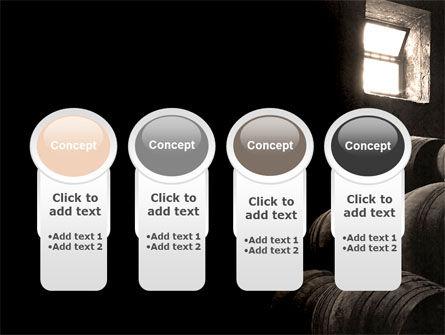 Wine Cellar PowerPoint Template Slide 5