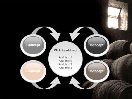 Wine Cellar PowerPoint Template Slide 6