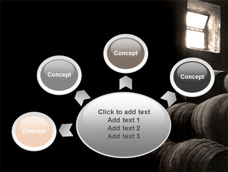 Wine Cellar PowerPoint Template Slide 7