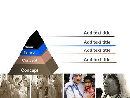Mother Teresa PowerPoint Template Slide 4