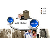 Mother Teresa PowerPoint Template#6