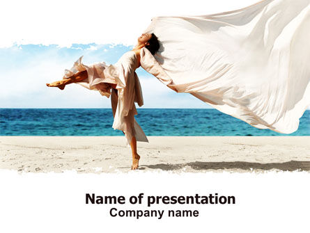Ecstasy PowerPoint Template, 06152, Medical — PoweredTemplate.com