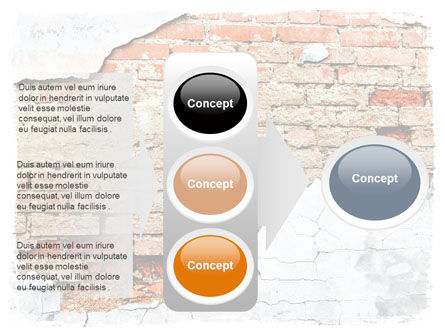 Wall PowerPoint Template Slide 11