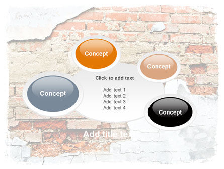 Wall PowerPoint Template Slide 16