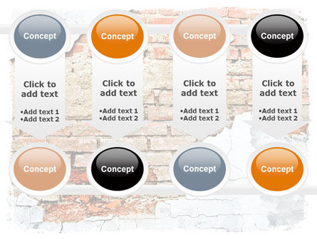 Wall PowerPoint Template Slide 18