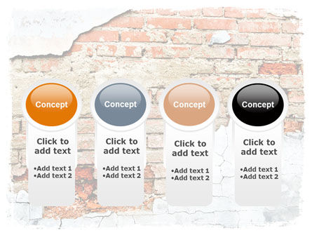 Wall PowerPoint Template Slide 5