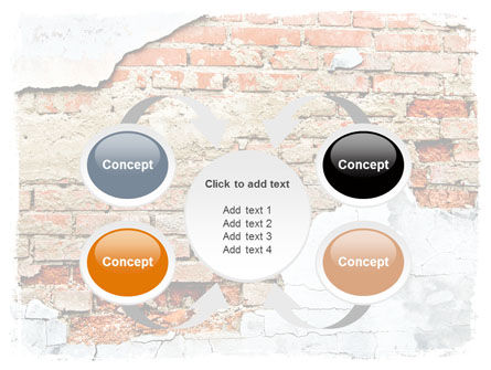 Wall PowerPoint Template Slide 6
