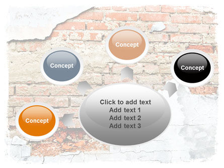 Wall PowerPoint Template Slide 7