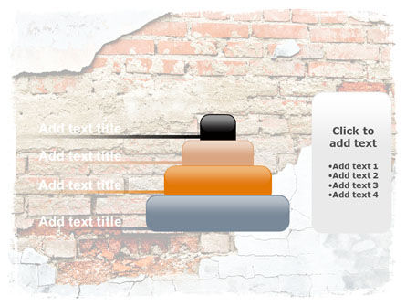 Wall PowerPoint Template Slide 8