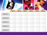 Clubbers PowerPoint Template#15