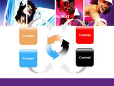 Clubbers PowerPoint Template#6