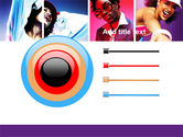 Clubbers PowerPoint Template#9