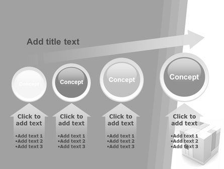 Assembled Cube PowerPoint Template Slide 13