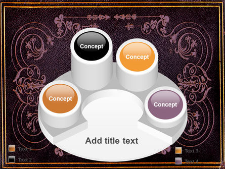 Book Cover PowerPoint Template Slide 12