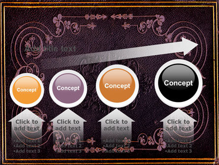 Book Cover PowerPoint Template Slide 13