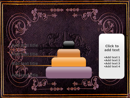 Book Cover PowerPoint Template Slide 8