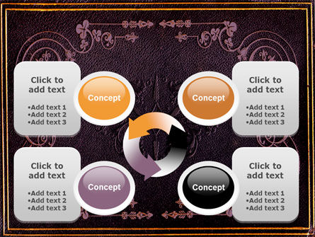 Book Cover PowerPoint Template Slide 9