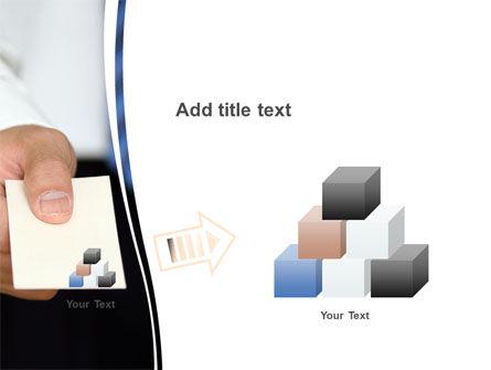 Business Card PowerPoint Template Slide 13