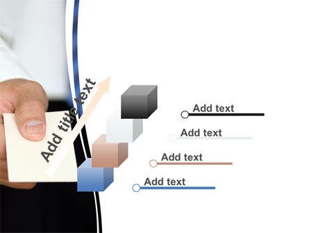Business Card PowerPoint Template Slide 14