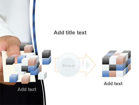 Business Card PowerPoint Template Slide 17