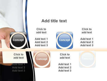 Business Card PowerPoint Template Slide 18