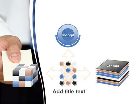 Business Card PowerPoint Template Slide 19