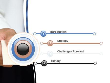 Business Card PowerPoint Template, Slide 3, 06165, Business — PoweredTemplate.com