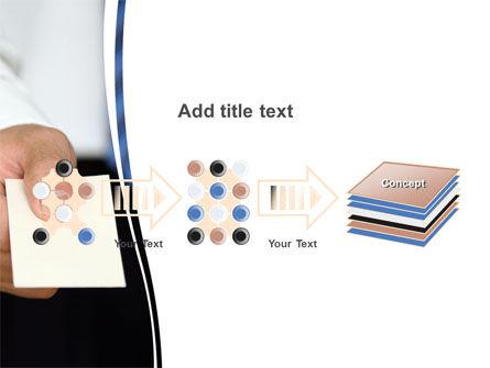 Business Card PowerPoint Template Slide 9