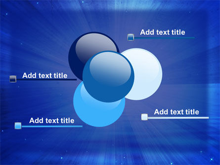 Distant Light PowerPoint Template Slide 10