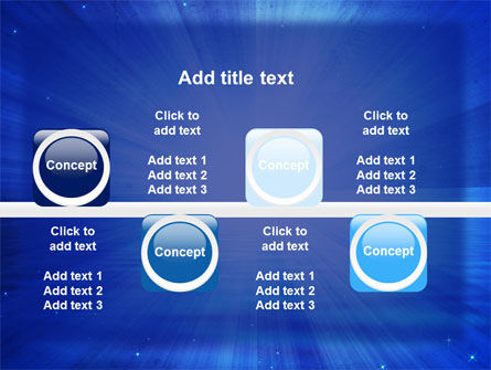 Distant Light PowerPoint Template Slide 19